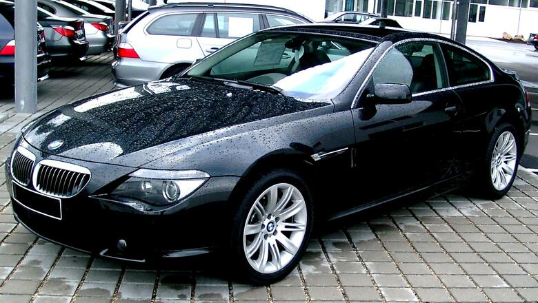 Bmw 6 series coupe e63 2007 01