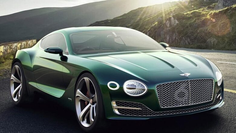 Bentley exp 10 speed 6 14