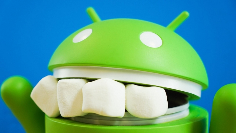 Android marshmallow big