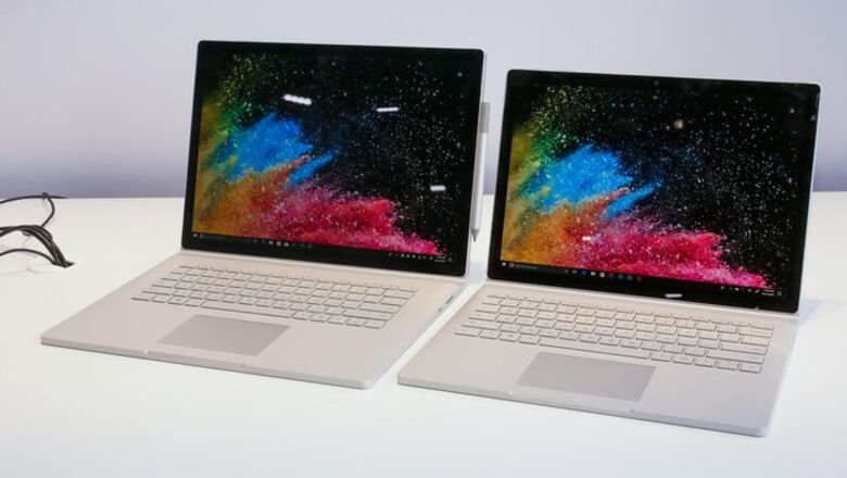 Microsoft surface book 2 15 inch 38